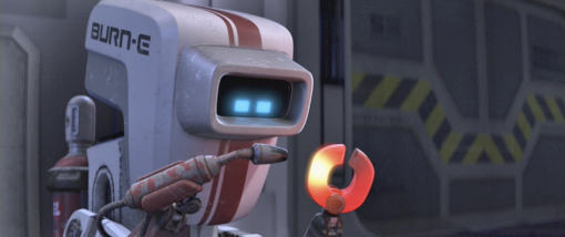 Everybody's lovable robot-thing