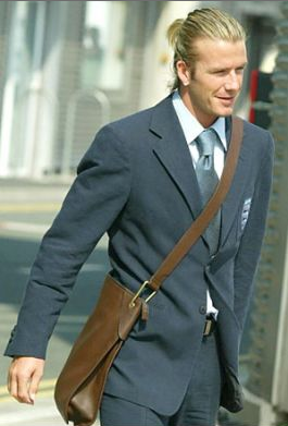 """dandies and metrosexuals david beckham and Before david beckham and his sarong 3 thoughts on """"what makes a man a metrosexual"""" metrosexuals died out with the dinosaurs."""