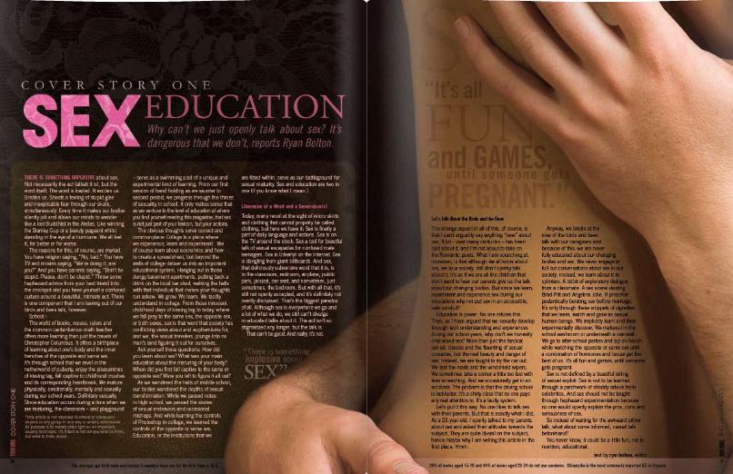 A a sex educators t