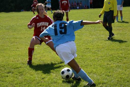 The girls teams falls short to Fanshawe in a 2-1 decision. Read full story here.