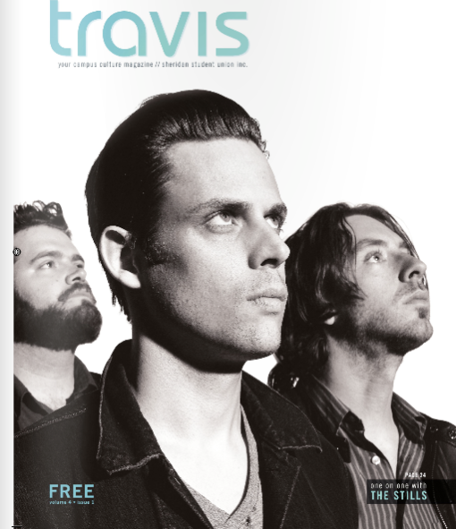 The Stills Issue is Available Online. Click here.