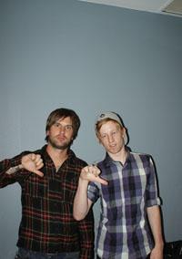 Keith and Blake