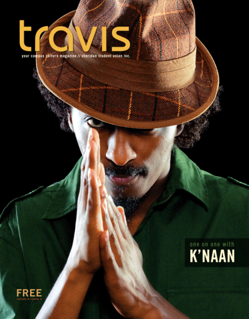 The K'naan Issue. Click to read.